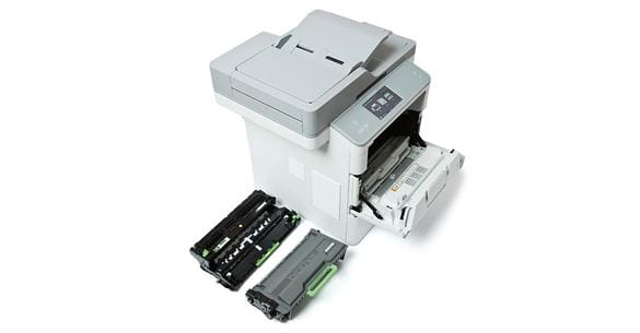 Brother MFC-L6900DW Mono laser printer with toner cartridge