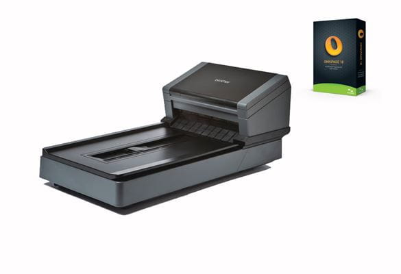 PDS-600F scanner with Omnipage 18 SE software
