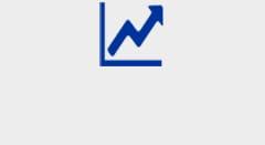 Blue status icon