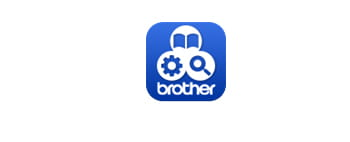 Brother support center app icon