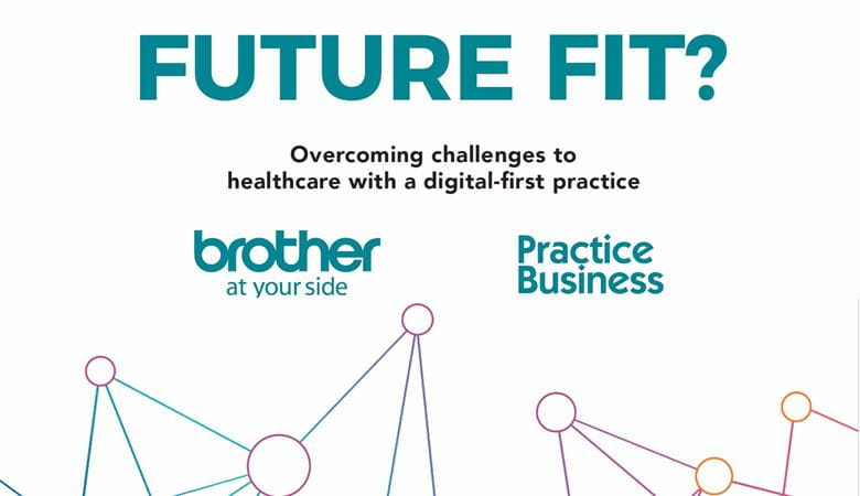 Future Fit whitepaper front cover with logos
