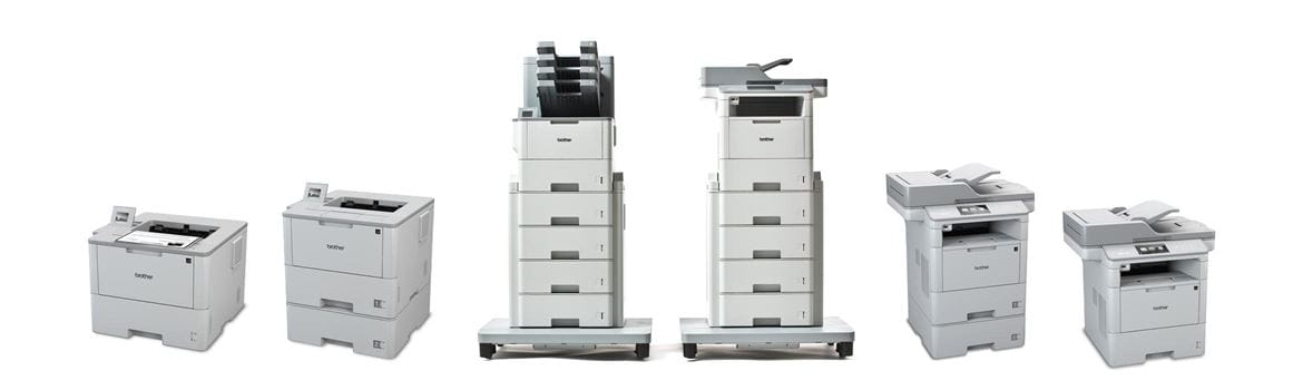 The Brother L6000 range of printers