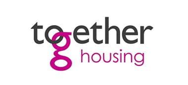 Together housing logo - Brother UK case study