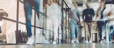 Agile and productive workforce in motion