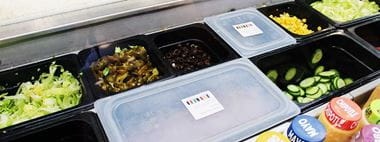 Brother stock rotation labels for food traceability