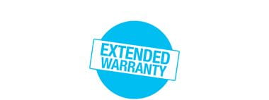 extended month warranty icon