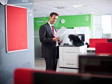 Soluții pentru companii mici managed print services