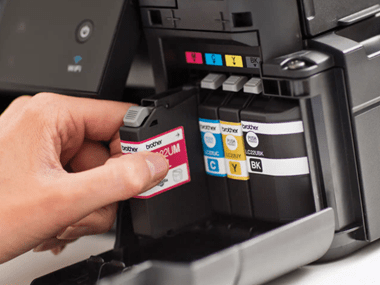 recycle printer ink answers
