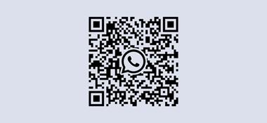 QR Code for UK Whatsapp Support