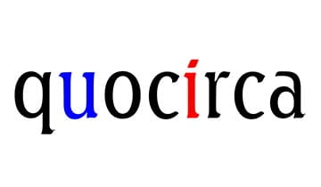 quocirca logo on white background. Brother Managed Print Service Contender