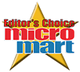 Micromart Editor's Choice Award