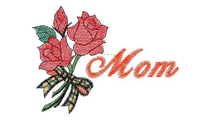 Disegno di mamma