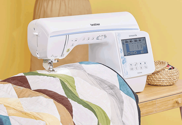 Brother Innov-is NV2700 combination embroidery sewing machine