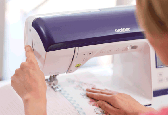 Innov-is NV2600 combo sewing machine