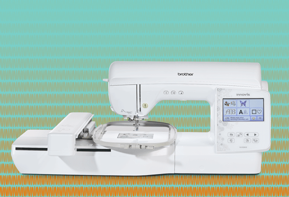 Brother Innov-is NV880E embroidery machine