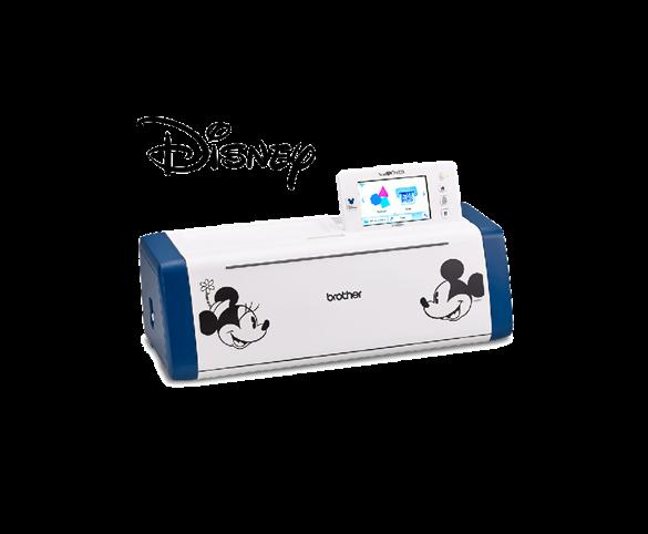 ScanNCut SDX2200D Schneidemaschine für Heim und Hobby