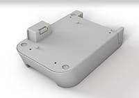 Optional Li-ion battery base for QL-810W and QL-820NWB