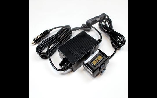 Zestaw eliminujący użycie akumulatora - Brother PA-BEK-001CG, dzięki podłączeniu do gniazdka zapalniczki 2