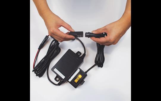 Brother PABEK001WR batteri eliminator sett for kablet tilkobling 3