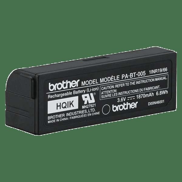 PA-BT-005 nabíjateľná batéria (pre Brother P-touch CUBE Plus) 4