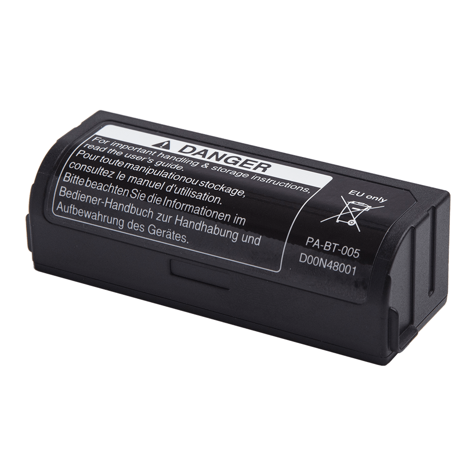 PA-BT-005 rechargeable battery (for the Brother P-touch CUBE Plus) 2