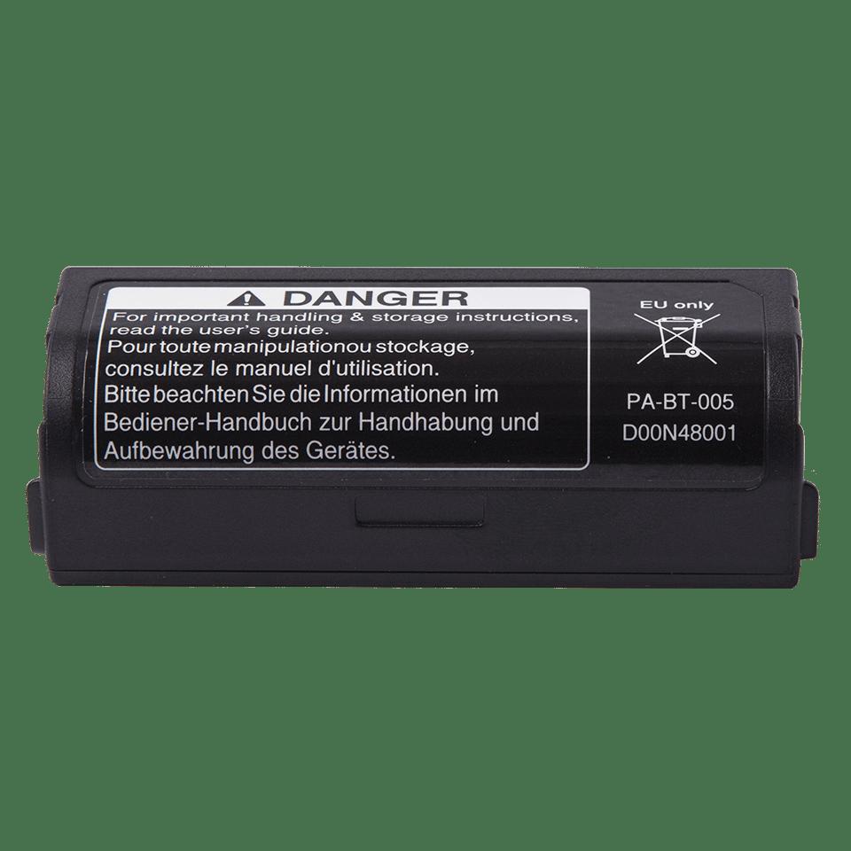 PA-BT-005 ladattava litiumioniakku (P-touch CUBE Plus -tarratulostimiin)