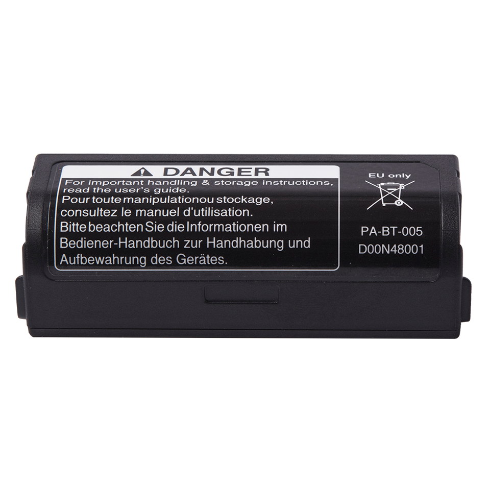 PA-BT-005 - genopladeligt batteri (til Brothers P-touch CUBE Plus)
