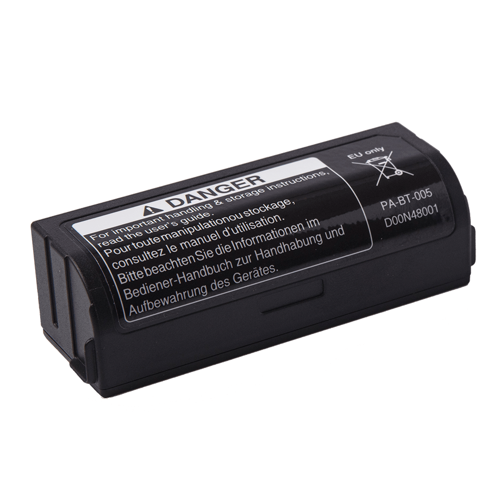 PA-BT-005 rechargeable battery (for the Brother P-touch CUBE Plus) 3