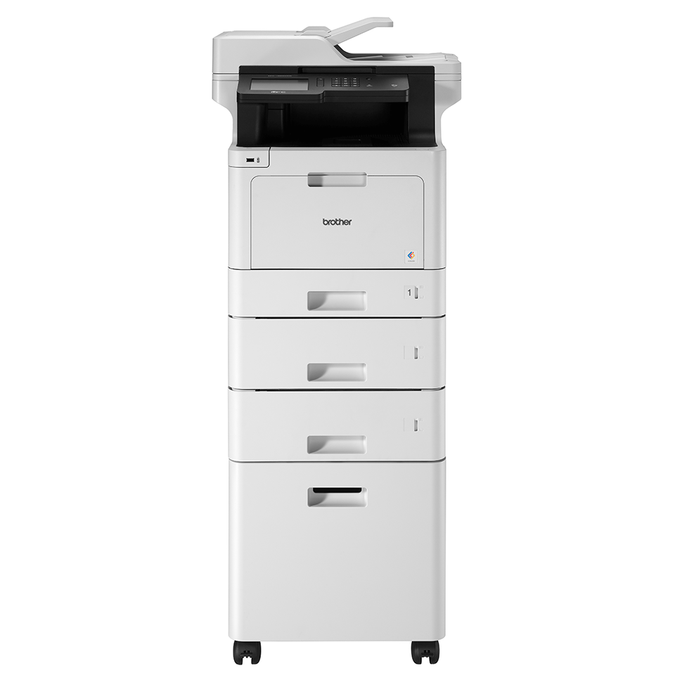 Brother ZUNTBC4FARBLASER armoire inférieure 6