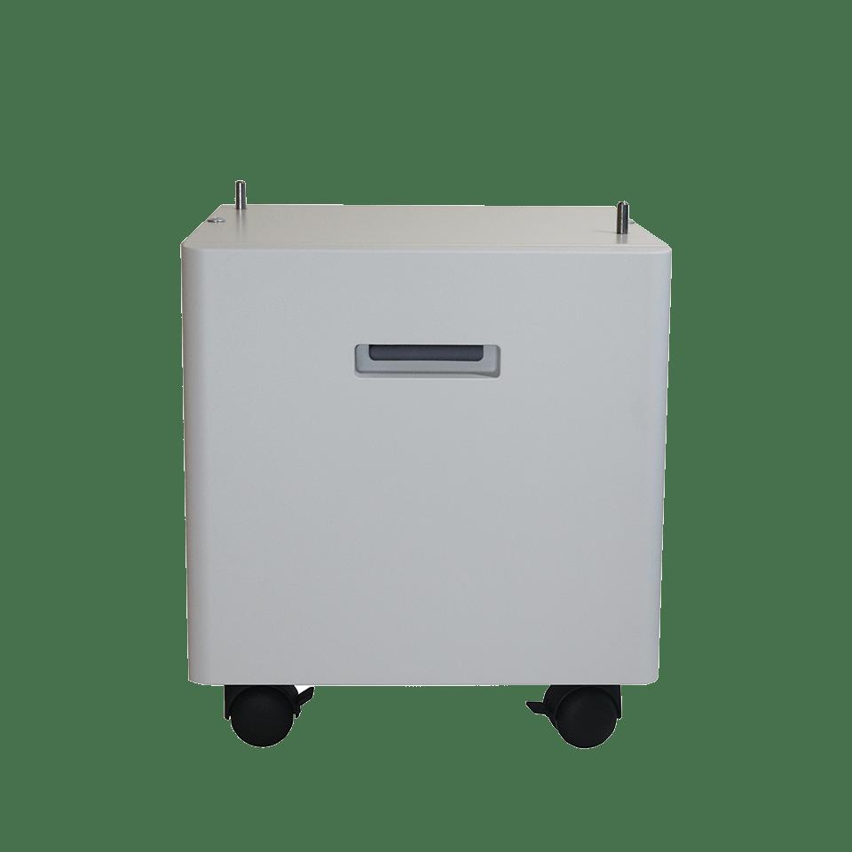 Mesa pedestal blanca para impresoras ZUNTL6000W, Brother