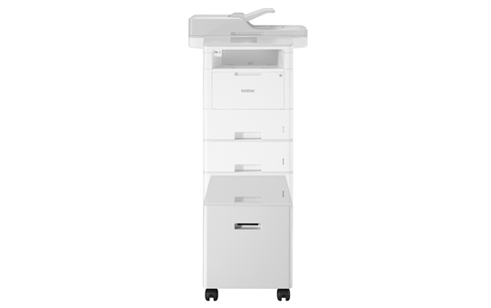 Skabet der passer til L6000-serien af sort/hvide laserprintere 6