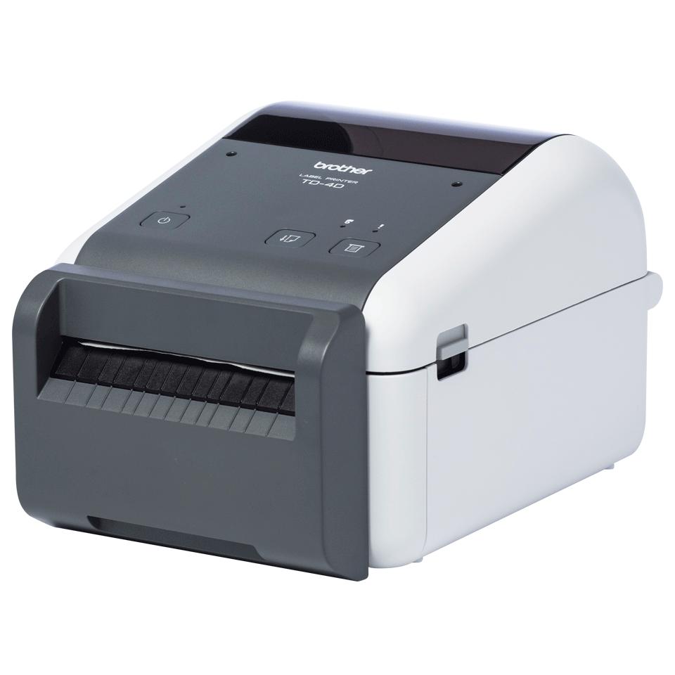 PA-CU-001 labelcutter voor de TD-4D serie 2