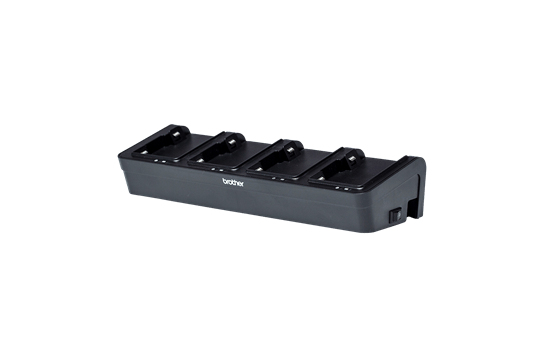 Nabíječka akumulátorů Brother PA-4BC-002 se 4 sloty 3