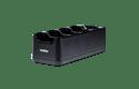 PA-4CR-002 laadstation voor vier mobiele RJ printers 3