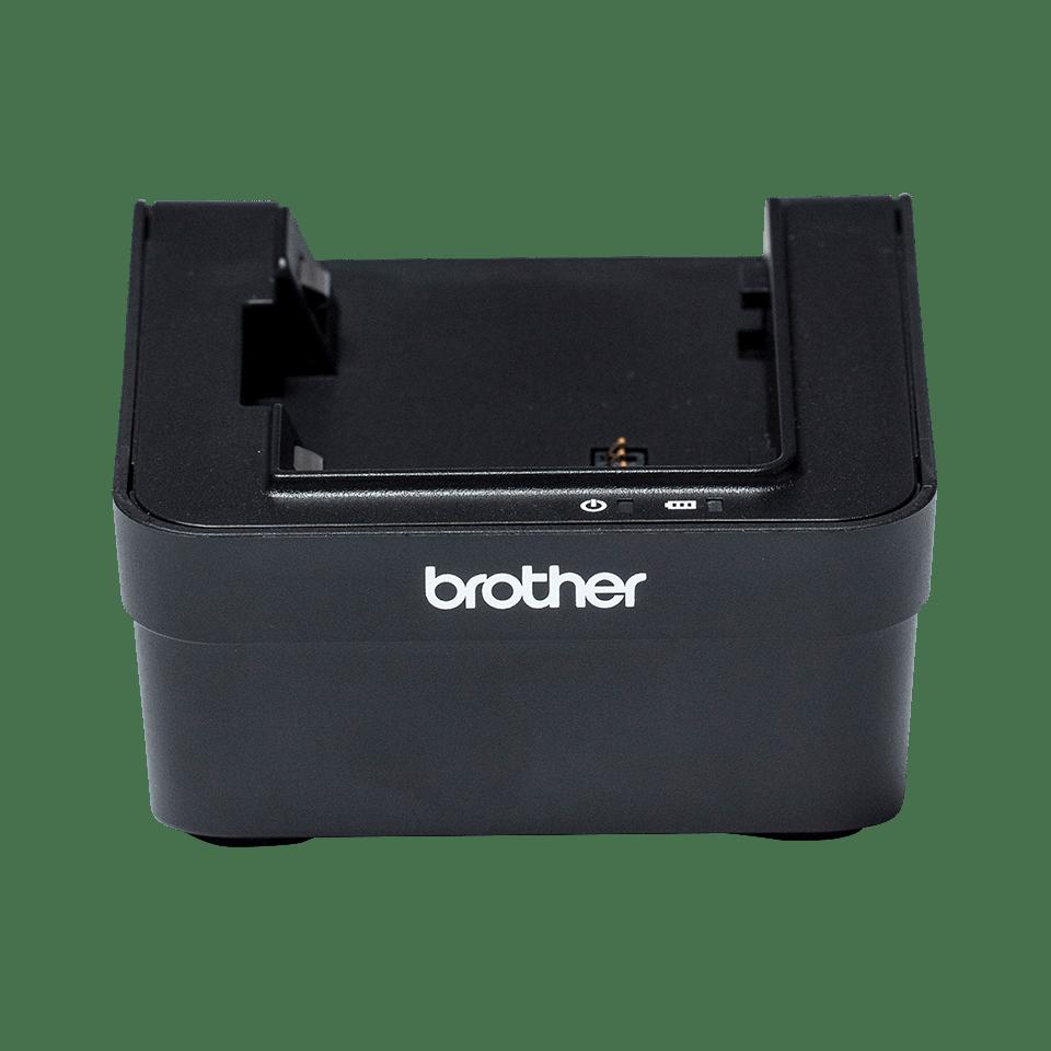 PABC005-polnilnik za baterijo z eno postajo-prozorno ozadje-spredaj