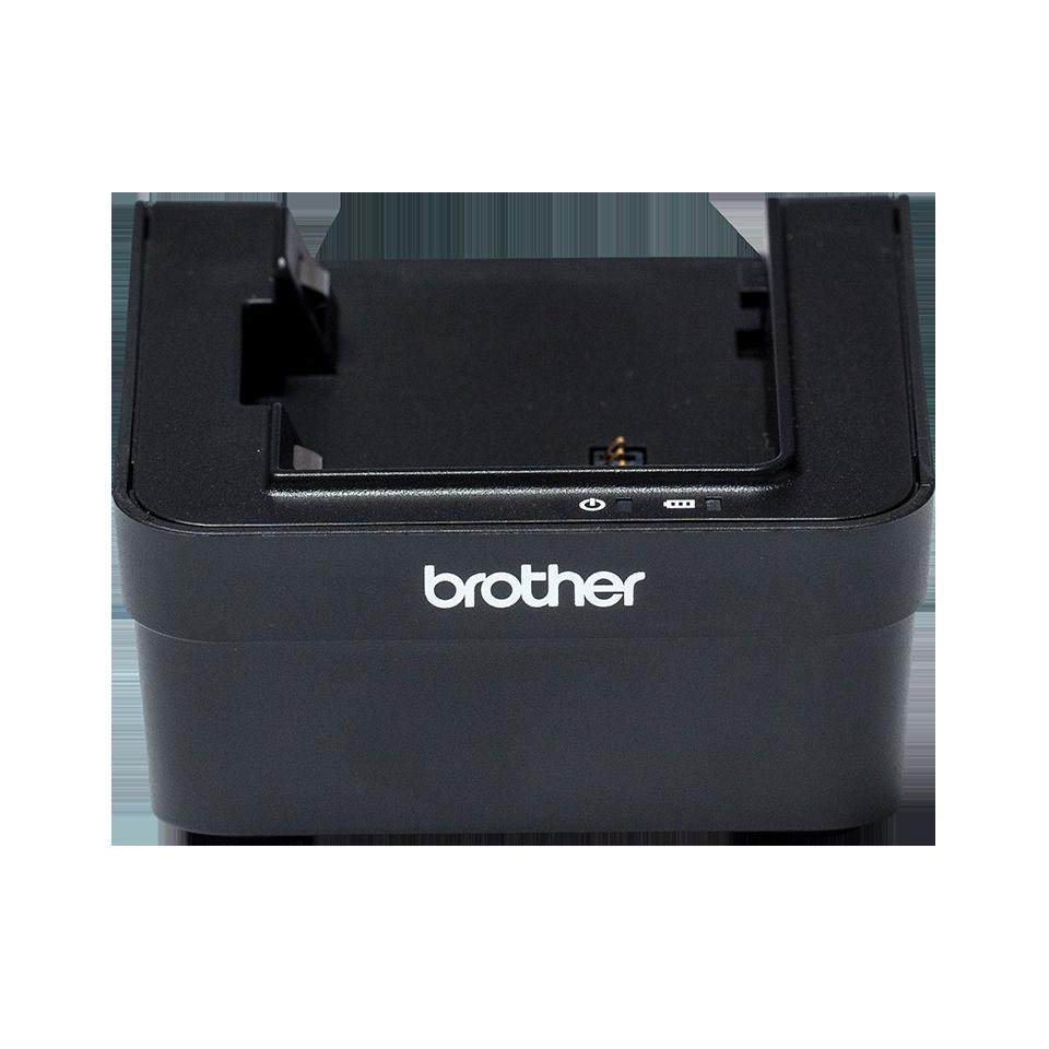 PABC005-punjač za bateriju s jednom postajom-prozirna pozadina-sprijeda
