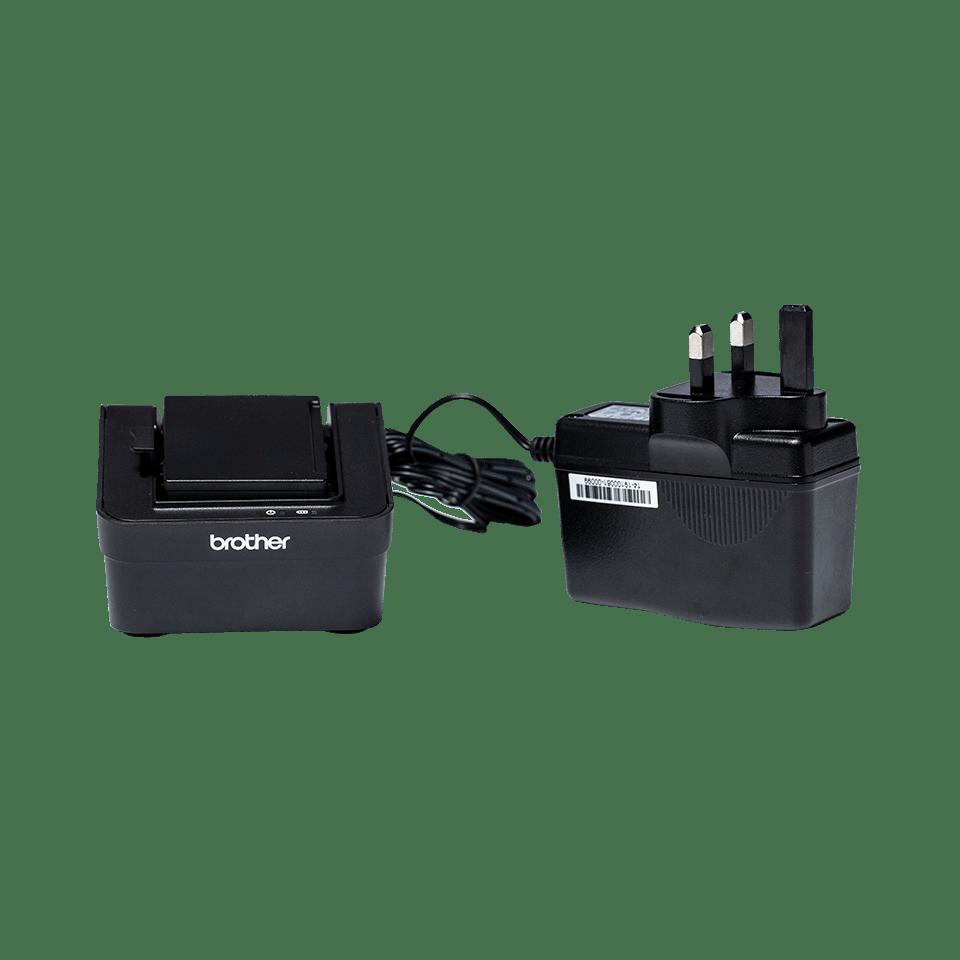 Brother PABC005EU batterilader for 1 batteri 4
