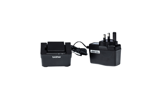 Brother PA-BC-005EU Single Slot Battery Charger 4