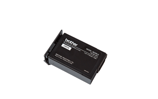 Brother original PABT001A oppladbart Li-ion batteri