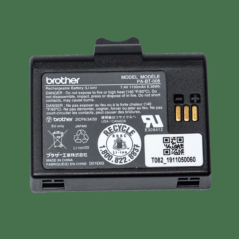 Brother PABT008 oppladbart Li-ion batteri 2