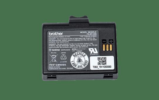 PA-BT-008 standaard oplaadbare li-ionbatterij 2