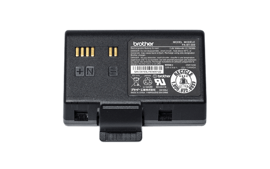 Brother PA-BT-009 batteripack 2