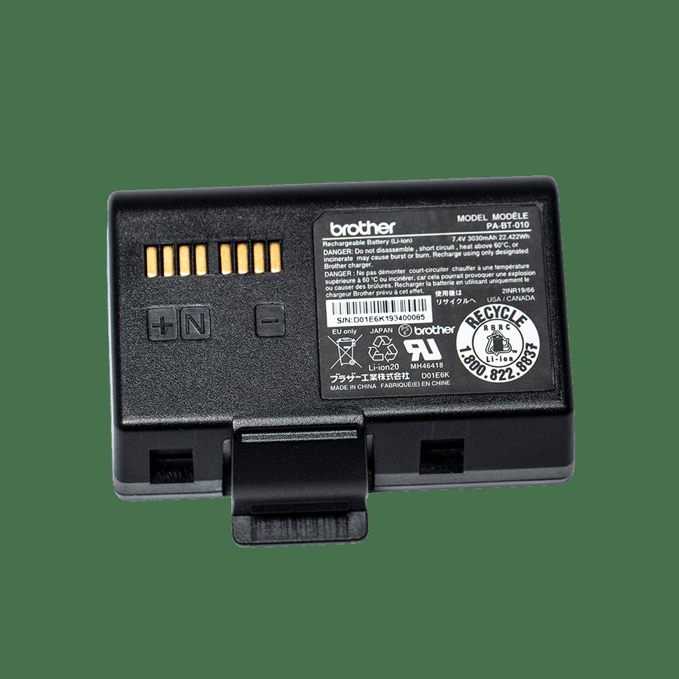 Brother PABT010 oppladbart Li-ion smart batteri 2