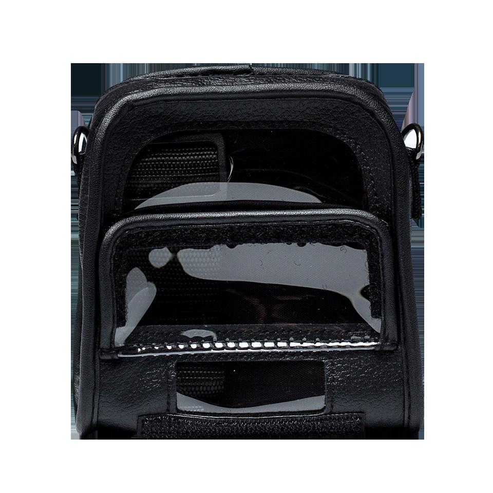 PACC003 -zaštitna torba s remenom za nošenje-prozirna pozadina-sprijeda