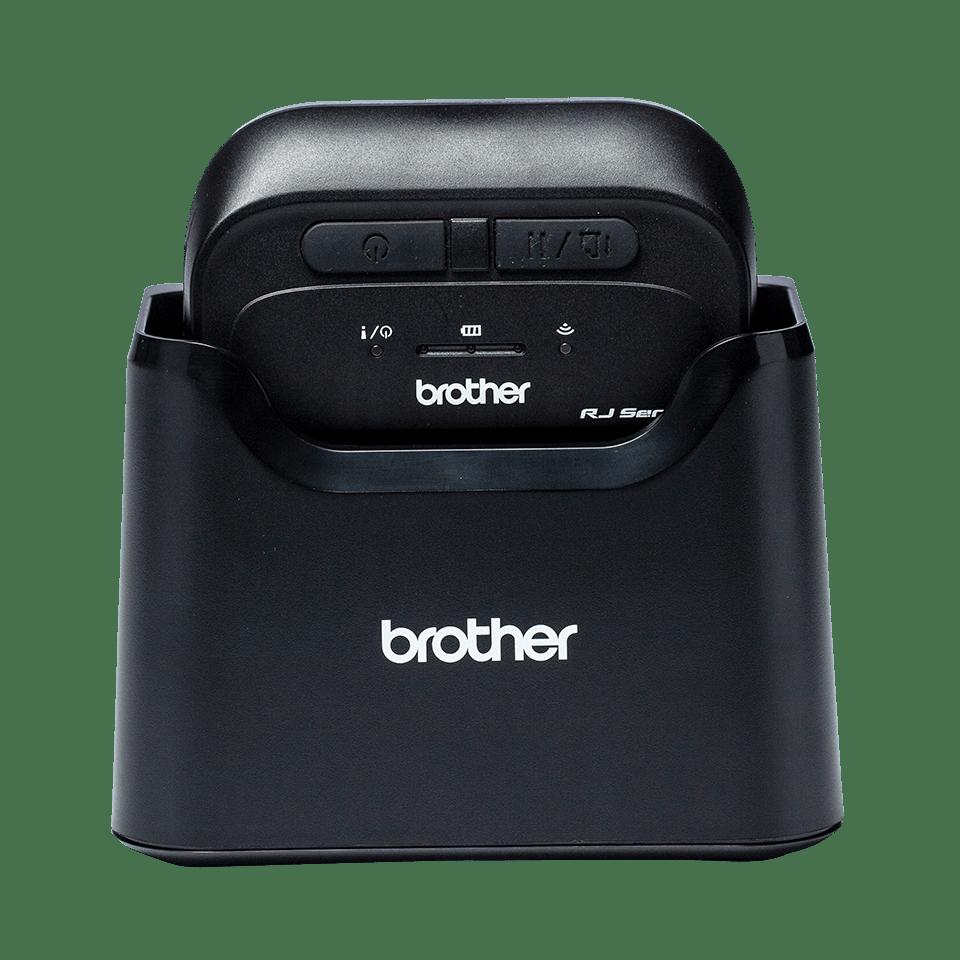 Brother PA-CR-004 polnilnik/nosilec za baterijo z eno postajo 3