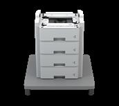 TT-4000 unité de papier avec 4 bacs et pied mobile