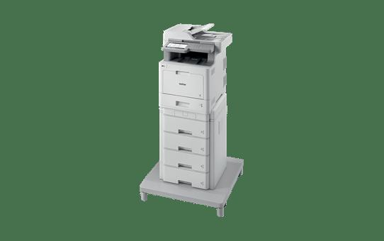 TT-4000 papiereenheid met 4 lades en verrijdbare voet 2