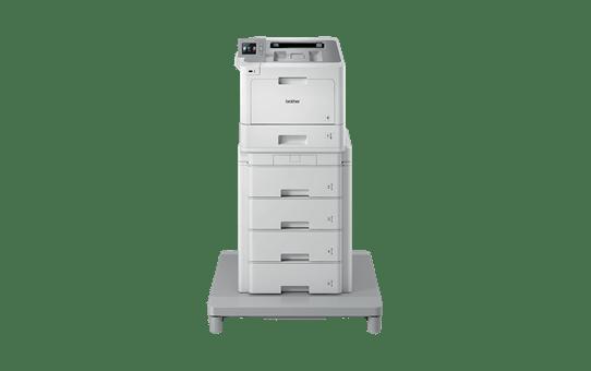 Brother TT4000 unité de papier avec 4 tiroirs et pied mobile 3