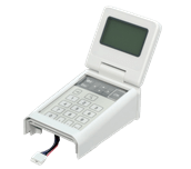 PATDU001 berøringspanel med LCD-skjerm