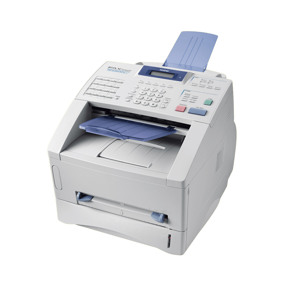 FAX-8360P High-Speed, High-Volume Laser Fax Machine